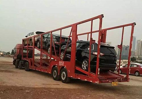 西安到乌鲁木齐托运一台小轿车案例