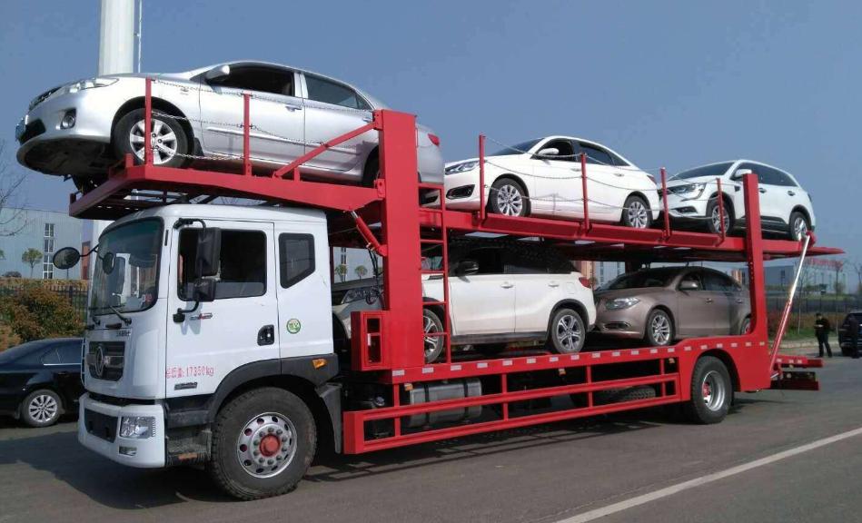 轿车托运公司公司的收费标准