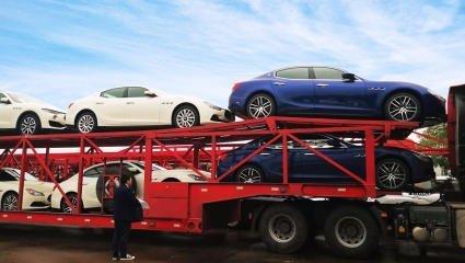 私家车托运托运流程