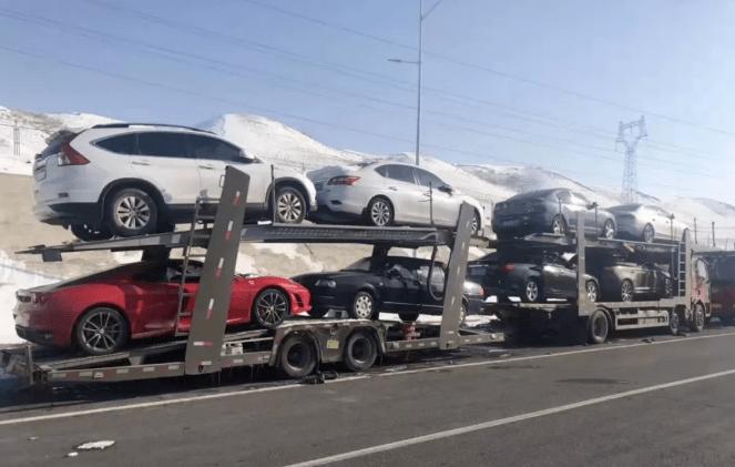 从南京到济宁进行汽车托运,需要花费多少钱-鑫邦运车