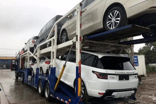 板车托运公司是如何完成车辆运输的?-鑫邦运车