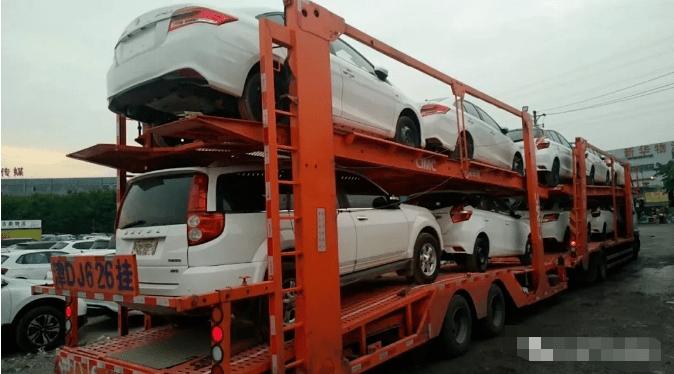 甘肃无牌照车辆托运需要提供更多的证明材料-鑫邦运车