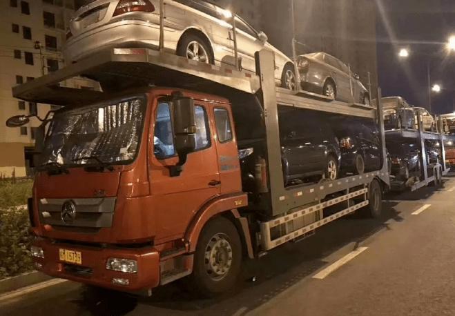 江苏轿车托运公司是否应该拥有自己的车队?-鑫邦运车