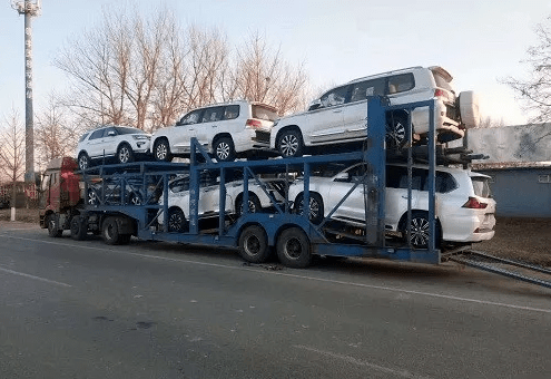 汽车托运是大型搬运