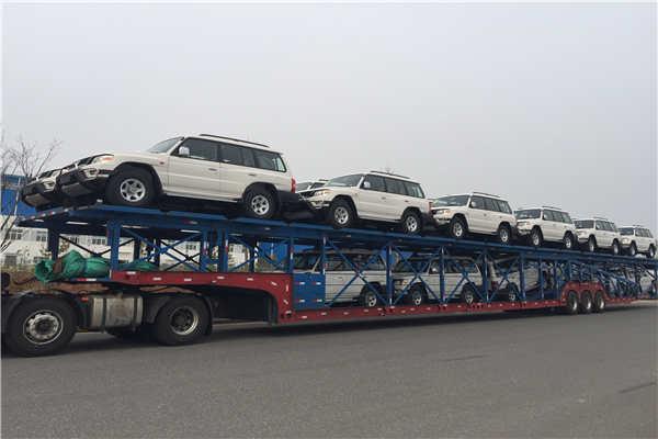 大庆托运汽车到海南多少钱-大庆到三亚托运汽车多少钱