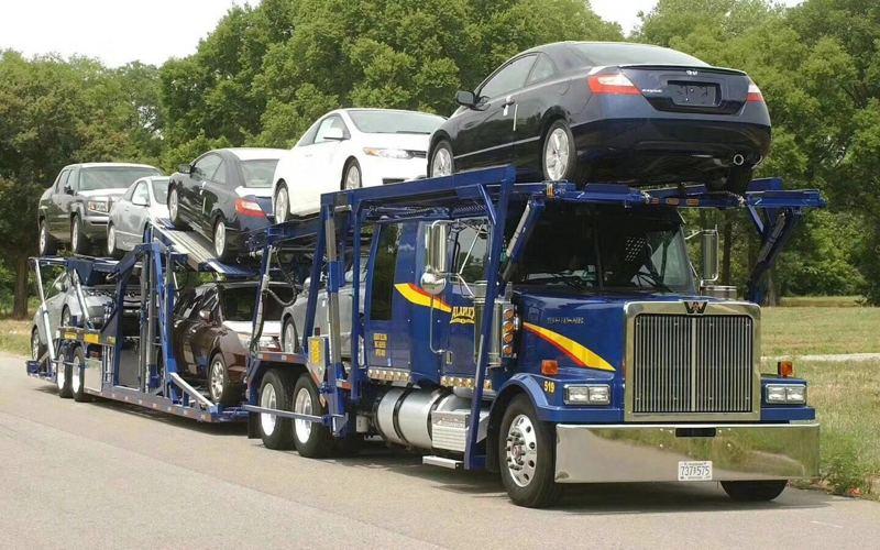 汽车托运公司能够托运私家车吗?