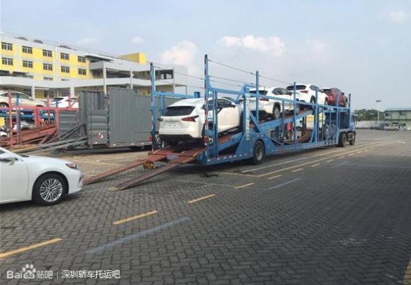 国内汽车托运公司为什么选鑫邦运车?