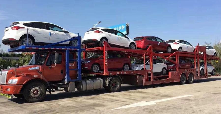 汽车托运车上可以放行李吗?
