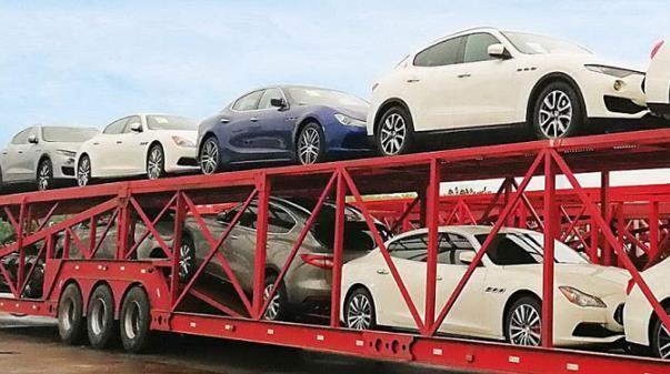 轿车托运公司有多少个办事处?