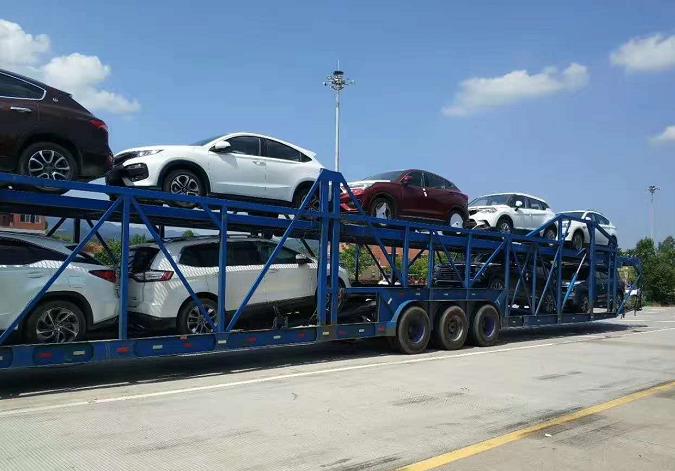 轿车托运价格影响运费的因素