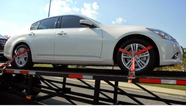 托运一台轿车价格收费标准多少钱?